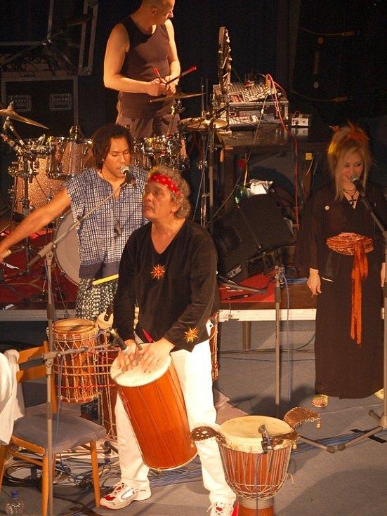 Snímky z koncertu.