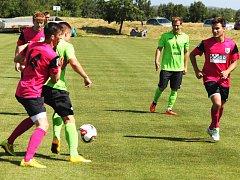 Baník Most - FC Chomutov 1:3.