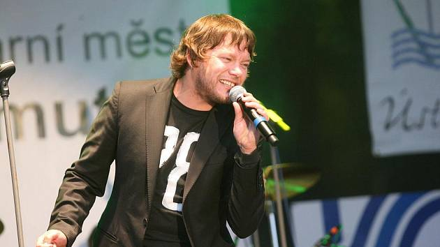 Matěj Ruppert na Kamenčáku 2010.