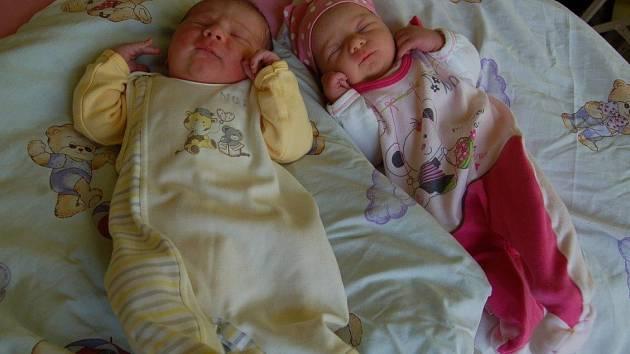V kadaňské nemocnici se 26.1.2016 narodila dvojčátka Tereza a Daniel Kokoškovi. Jako první v 8:53 hodin vykoukl na svět Daník s mírami 3,8 kg a 50 cm a minutu po něm Terka s 48 cm a 2,95 kg.