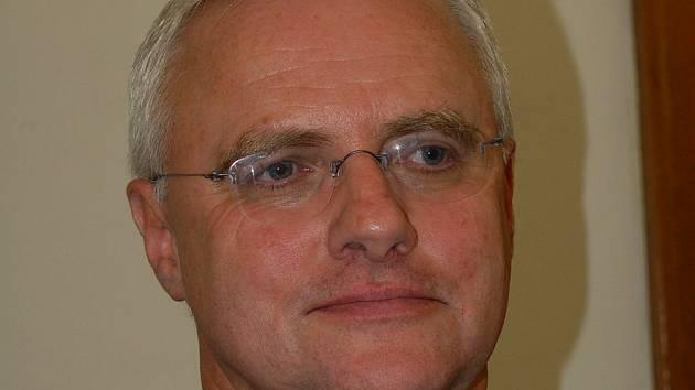 Poslanec za ODS Jiří Polanský,