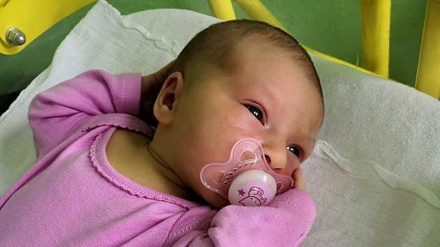 Daniela Kostyánová se narodila Martině Sýkorové a Dušanovi Kostyánovi z Klášterce nad Ohří 19.6.2019 ve 14:39. Měřila 49 cm a vážila 3100 g.