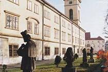 Oblastní muzeum v Chomutově.