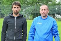 Aleš Pikl a Robert Vágner se stali novými trenéry Baníku Most..