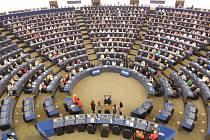 Evropský Parlament ve Štrasburgu