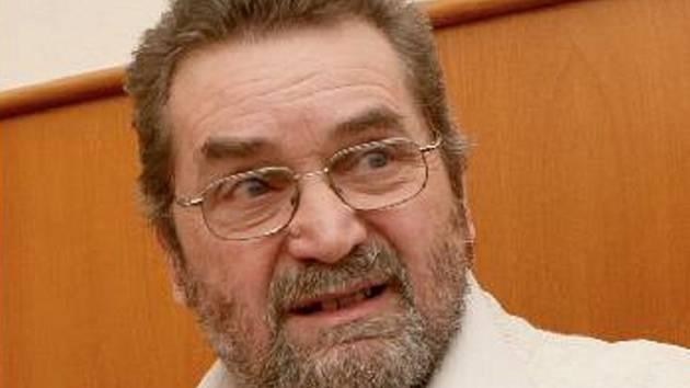 Bývalý starosta Vladimír Jordán.