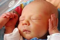 Celá ruka by pro něj byla velká a tak se Adámek Bejlovec zatím drží ukazováčku maminky Nicole Elexhauserové. Narodil se 23. 9. ve 23:21 hod. v kadaňské porodnici, měřil půl metru a vážil rovná tři kila.