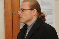 Exmanažer projektového týmu chomutovské správy ŘSD ČR Tomáš Hofmann.