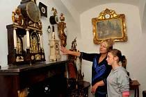 Muzeum hodin v Klášterci nad Ohří