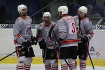 Hokejisté Chomutova - ilustrační foto.