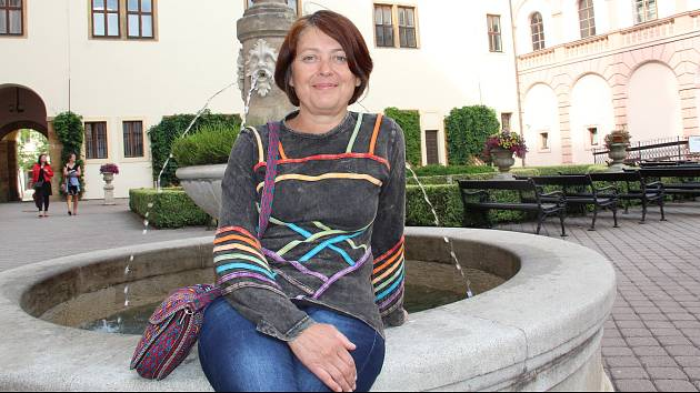 Kaplanka Monika Černá