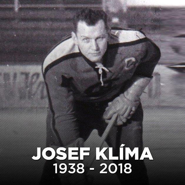 Zemřel Josef Klíma, legenda chomutovského hokeje
