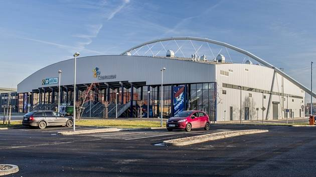 SD Aréna v Chomutově