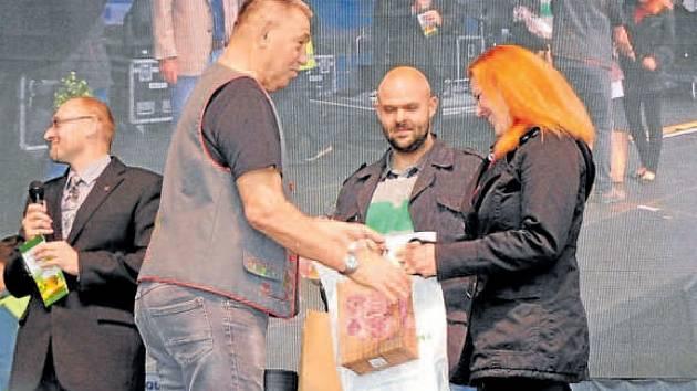 Královskou cestu chmele a piva vyhrála Miroslava Vojteková z Chomutova