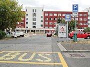 Nemocnice Chomutov. Ilustrační foto.