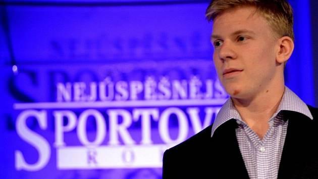 Hokejista Ondřej Kaše na archivním snímku