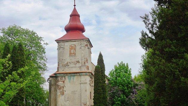 Kostel v Mikulovicích