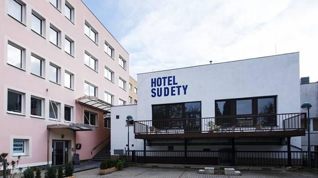 Hotel Sudety.