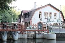 Vodní elektrárna Želina