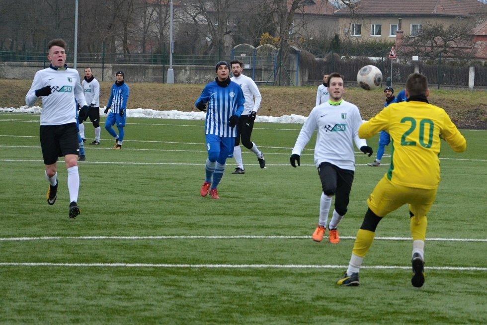 FC Chomutov - FK Ostrov 4:0