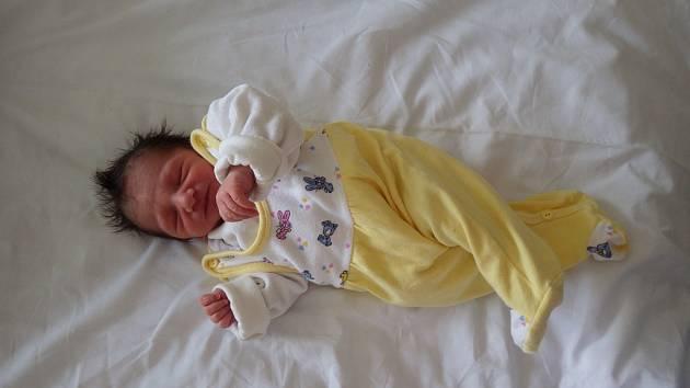 Aranka Karišková se narodila 6.12.2017 v 1:25 hodin v chomutovské porodnici. Maminka Julie Karišková a tatínek Petr Kariška se již doma těší z holčičky s mírami 2,49 kg a 47 cm.
