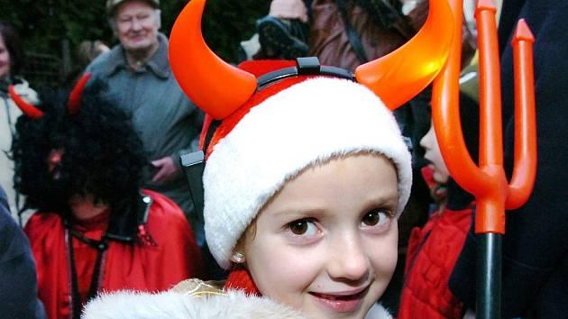 Mikulášské akce si užijí hlavně děti.