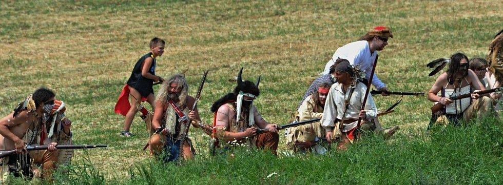 Poslední indiánské války 2013.