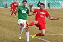 Libor Tafat v sobotním utkání.