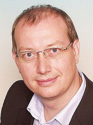 Marek Bradáč, lídr strany STRANA SVOBODNÝCH OBČANŮ.