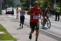 Chomutovský půlmaraton. Ilustrační foto.