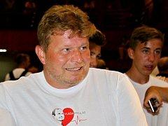 Trenér futsalové reprezentace Tomáš Neumann na archivním snímku