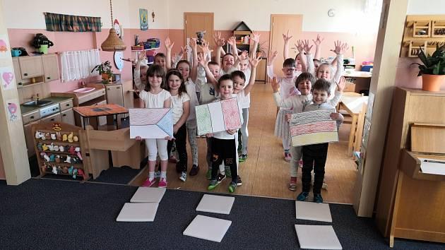 Předškoláci soutěžili