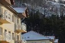 STRÁŽIŠTE. Některé z domů Na Strážišti.