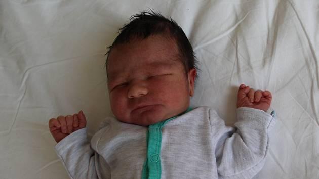 Šimon Telenský se narodil mamince Markétě Hejdukové a tatínkovi Markovi Telenskému z Křimova 26.8.2019 v 13:52 hodin. Měřil 50 cm a vážil 3,25 kg.