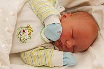 Iveta Weissová z Chomutova porodila 14. září v 6.11 hodin syna Stanislava Kratochvíla. Měřil 51 cm a vážil 3,35 kila.