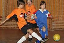 Snímek z utkání FC Chomutov - Černčice.