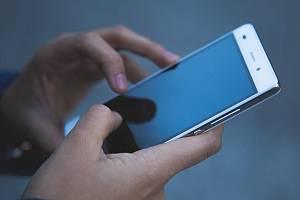 Mobilní telefon - Ilustrační foto
