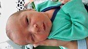 Alex Jiran se narodil 8. července 2017 ve 2.35 hodin mamince Lence Mašové z Mostu. Měřil 50 cm a vážil 3,2 kilogramu.