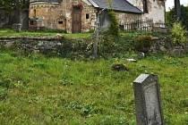 Hřbitov Želina.