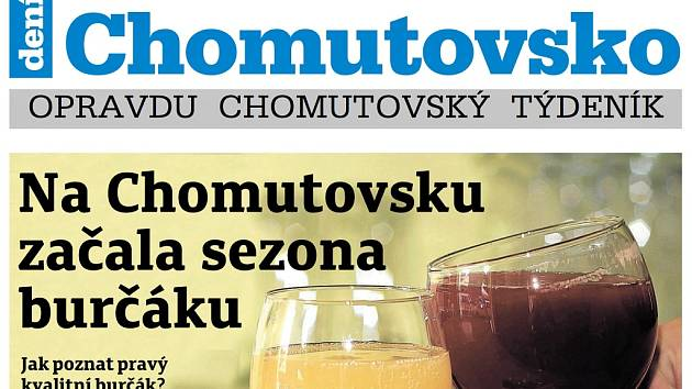 Týdeník Chomutovsko z 11. září 2018