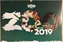 Podkrušnohorský zoopark má nový kalendář