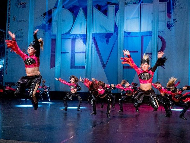 Soutěž Dance fever 2017 v Chomutově