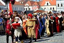 Kadaň ožila středověkou slavností.