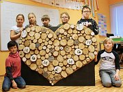 Srdce je široké metr a půl. Je proto větší, než někteří žáci