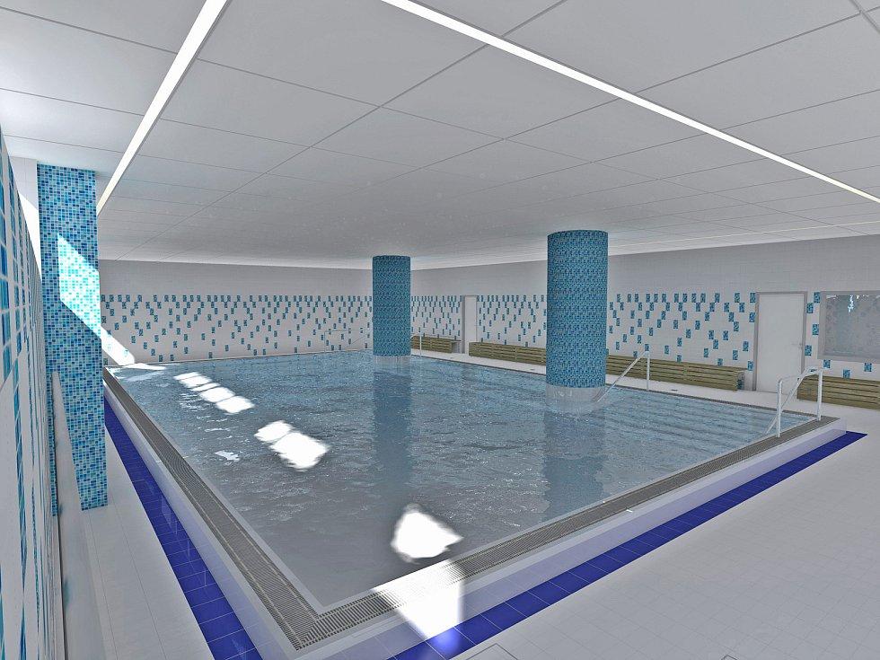 Takto bude vypadat nový školní bazén.