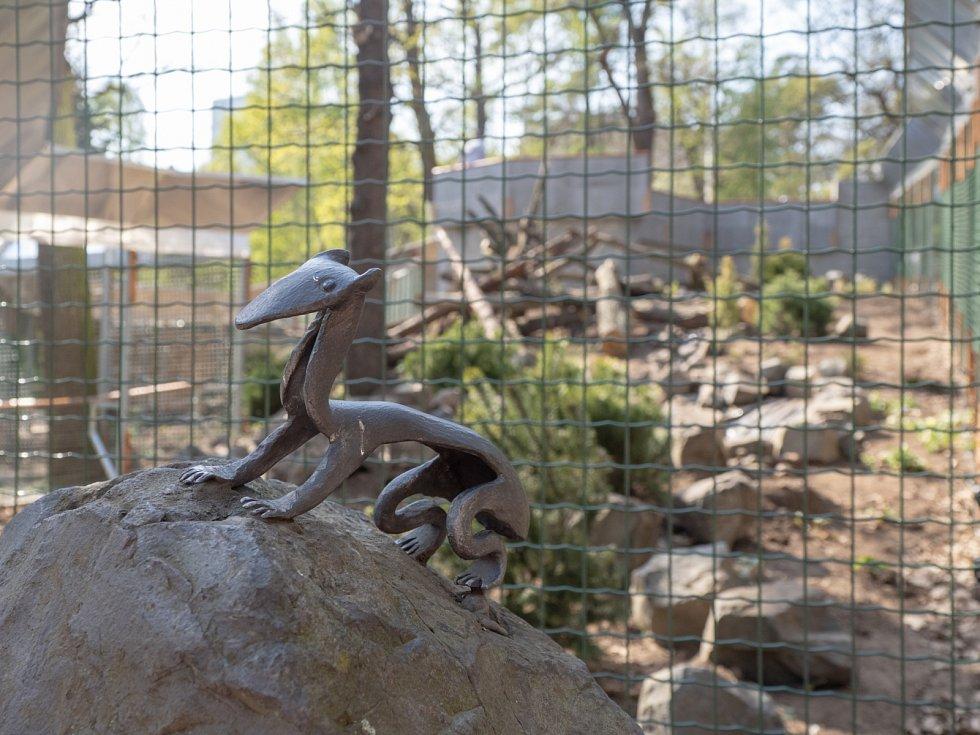 Oslava Dne Země v chomutovském zooparku