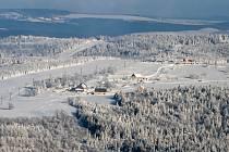 Horský areál Lesná (31.1.2019)