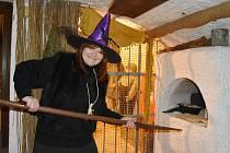 Věra Stejná, majitelka muzea čarodějnic
