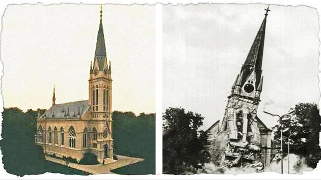 Nejdřív odpálili kostel, jsou na řadě i lázně?
