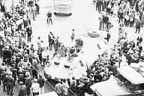 Srpen 1968, jak ho prožívali Chomutované.
